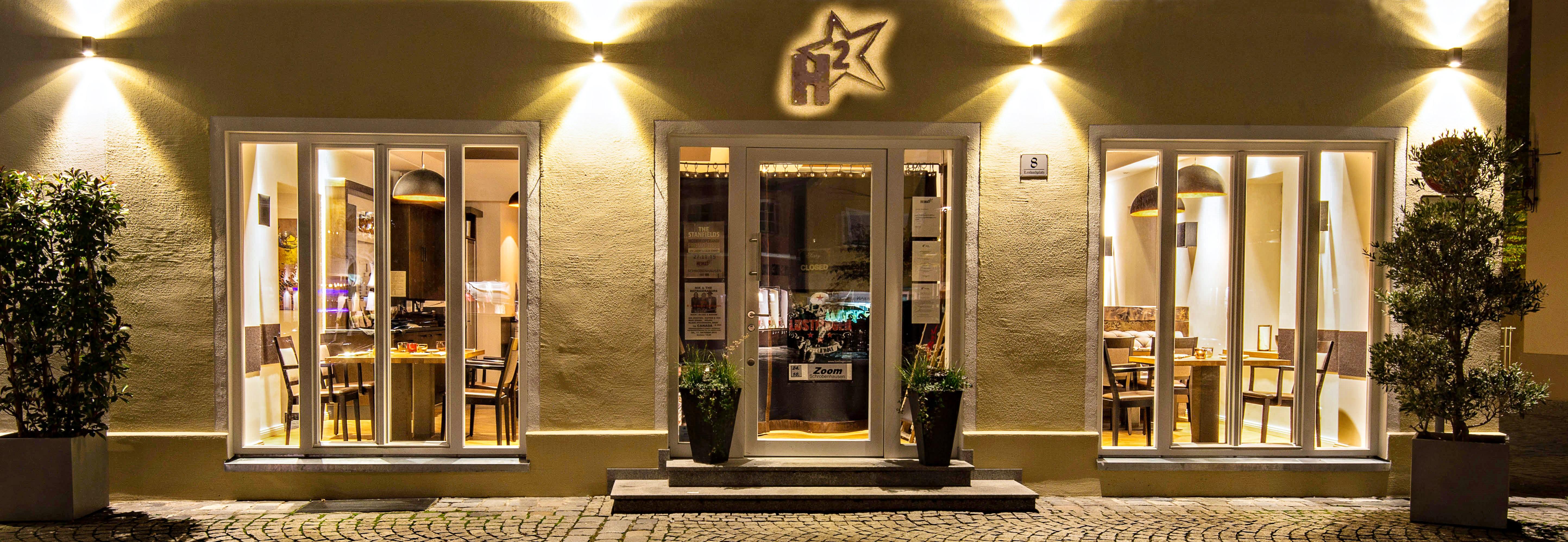 Start. - Heimat 2 - Restaurant in Schrobenhausen